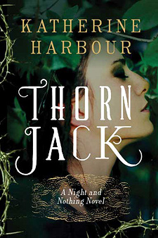 Bookcase club september, teenage dreams box, thorn jack by katherine harbour